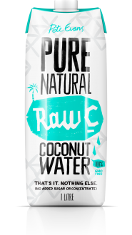 Raw c coconut 1 litre