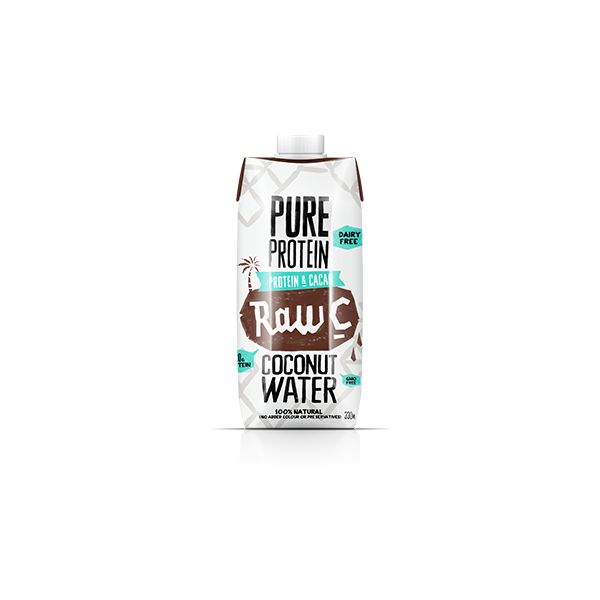 Raw C Coconut Water Protein