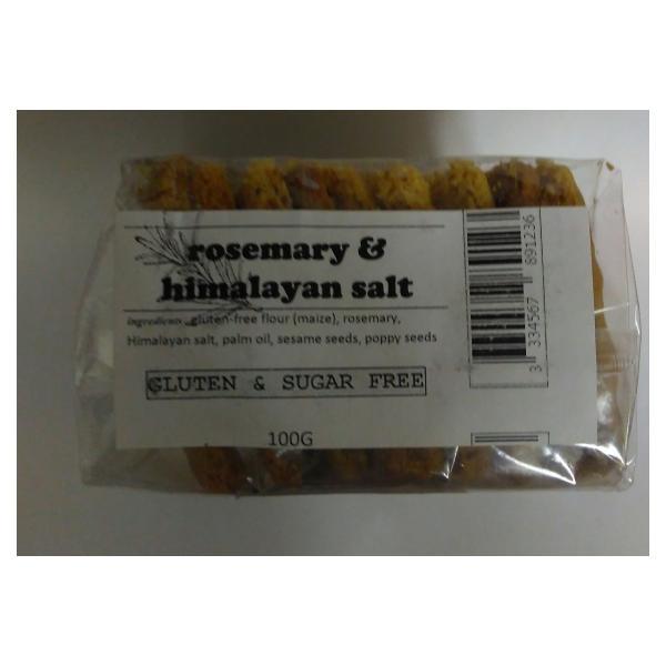 rosemary & himalayan salt