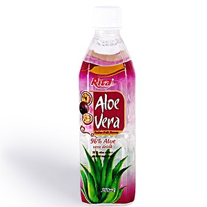 Passion Fruit Aloe Vera