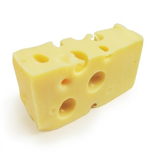 Sliced Maasdam Cheese