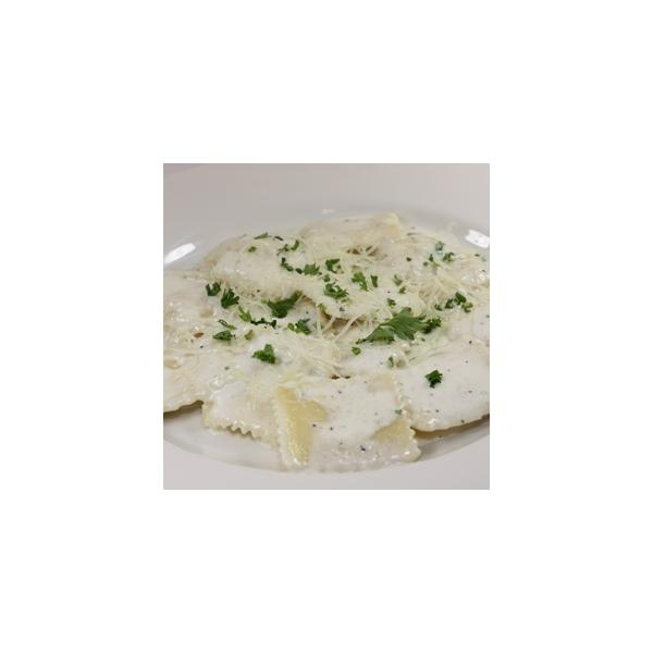 Instant ravioli meal